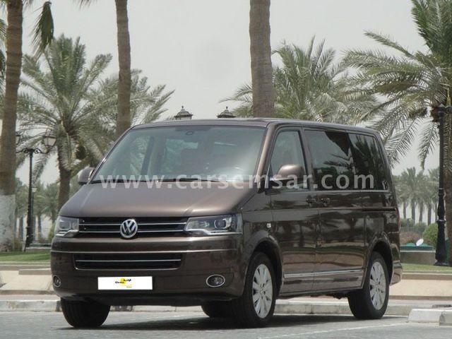 2014 Volkswagen Multivan TSI