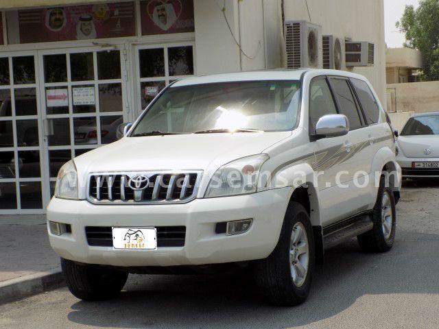 2005 Toyota Prado VX