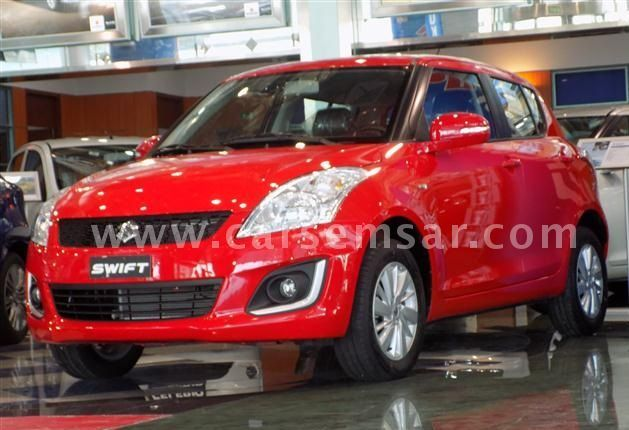 2017 Suzuki Swift Hatchback