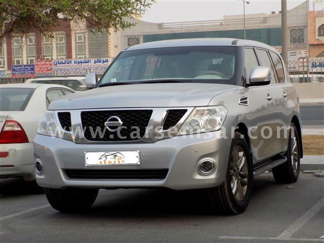 2012 Nissan Patrol LE
