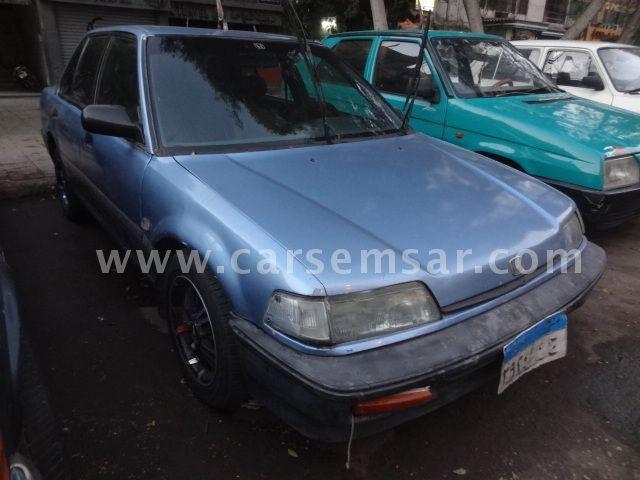 1988 Honda Civic 1.6