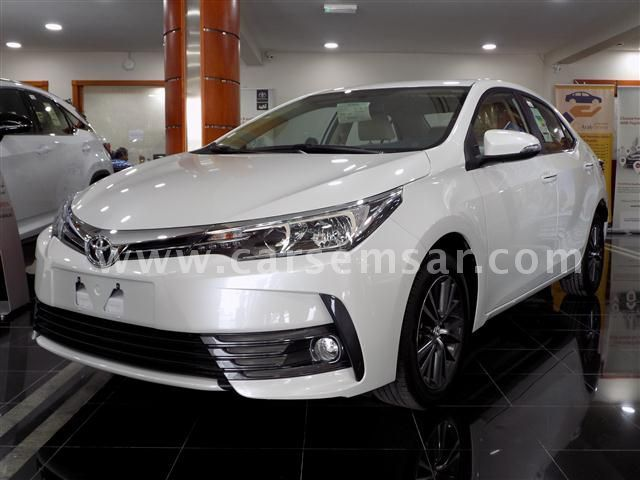 2019 Toyota Corolla Gli 2 0 For Sale In Qatar New And Used Cars