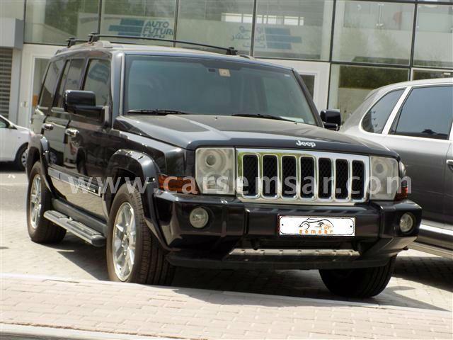 09 jeep commander 4x4