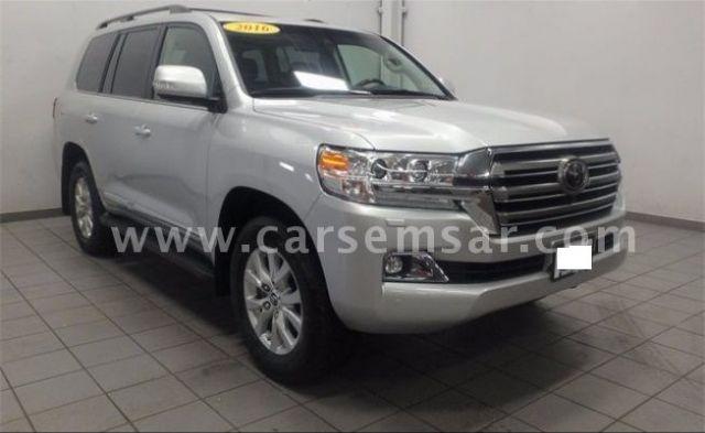 2016 Toyota Land Cruiser 4x4