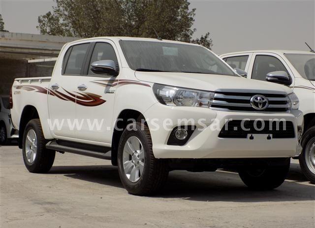 2019 Toyota Hilux 2.7 VVTi 4x4 SRX for sale in Qatar - New ...