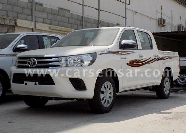 2018 Toyota Hilux 2.0
