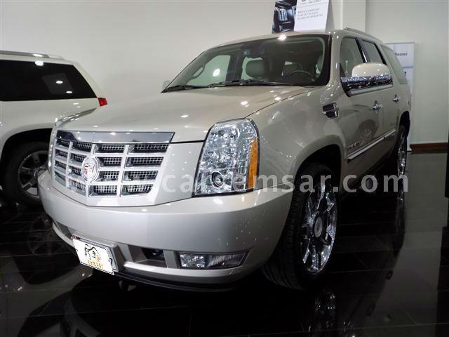 2014 Cadillac Escalade 6.2 V8