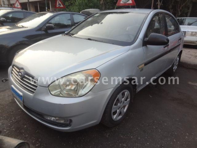 2006 Hyundai Accent 1.3