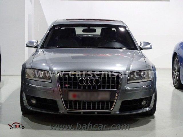 2008 Audi S8 V10 5.2 FSI