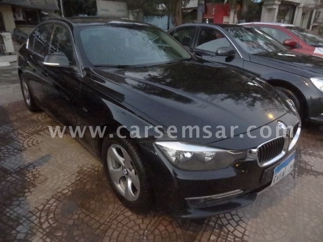2015 BMW 3-series 316i Coupe