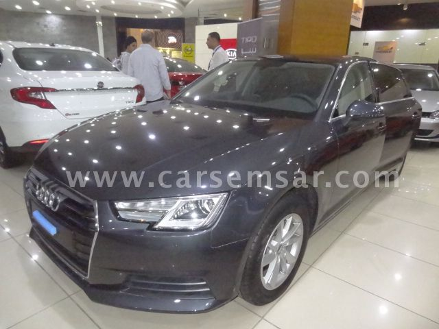 2017 Audi A4 2.0