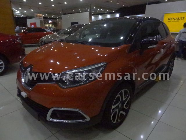 2017 Renault Captur Capture 1.2