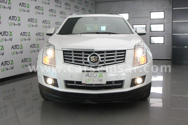 2014 Cadillac SRX V6