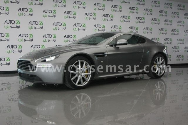 2014 Aston Martin Vantage V8