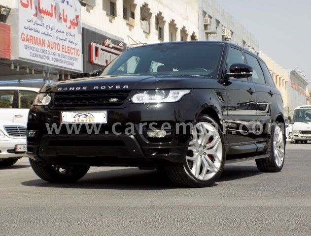 2014 Land Rover Range Rover Autobiography Sport