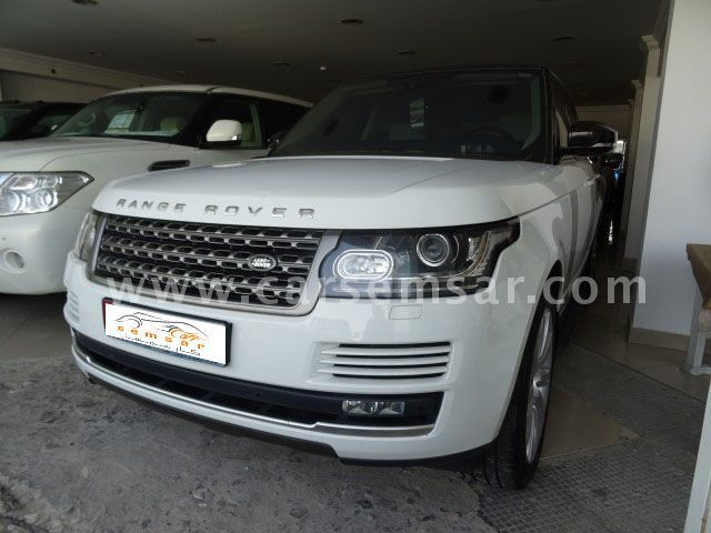 2014 Land Rover Range Rover Vogue Supercharged SE