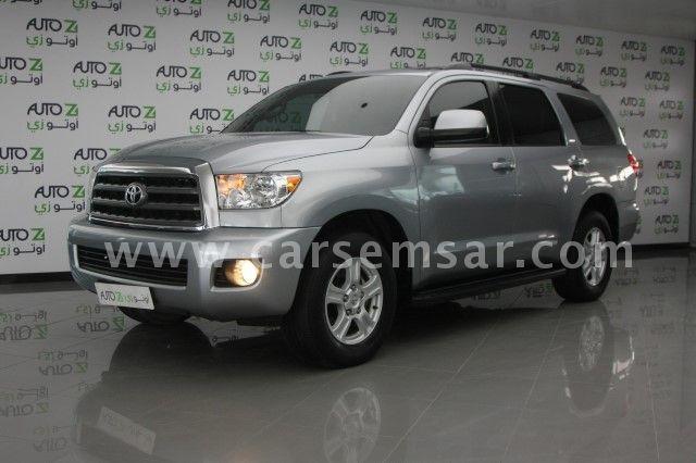 2014 Toyota Sequoia 5.7