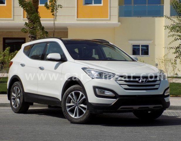 2015 Hyundai Santafe Santa Fe