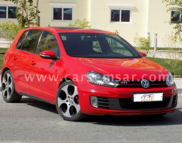 2012 Volkswagen Golf GTi 2.0 L