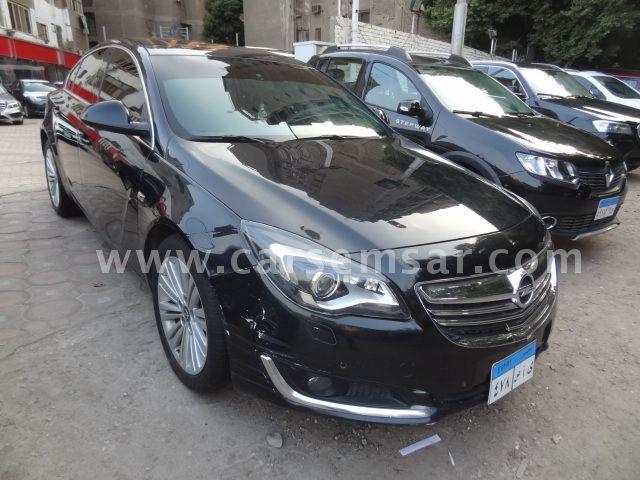 2015 Opel Insignia
