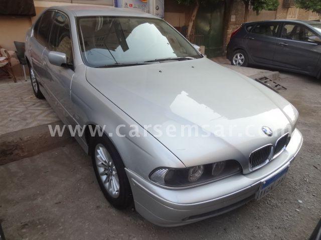 2005 BMW 5-series 520i