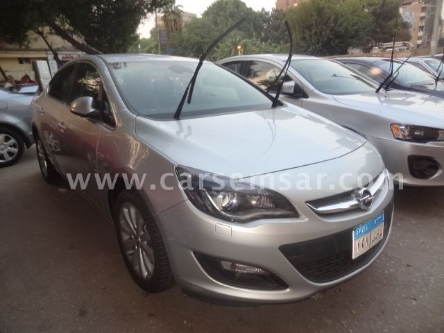 2015 Opel Astra GTC 1.6