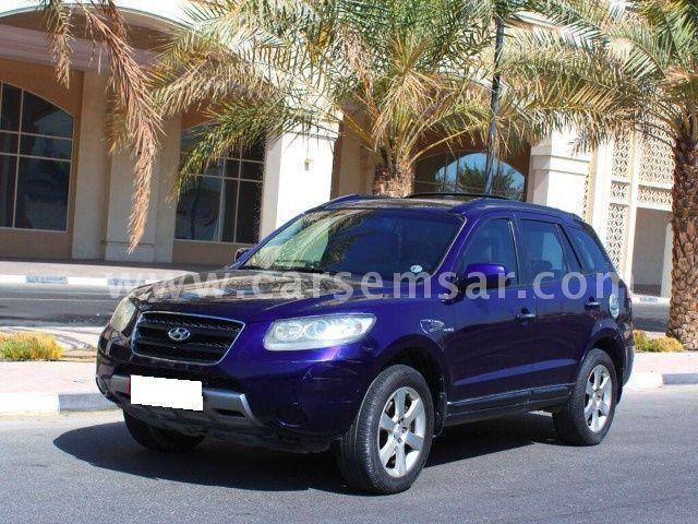 2008 Hyundai Santafe Santa Fe 3.3 SE 4WD