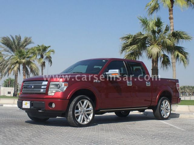 2013 Ford F F-150 Limited