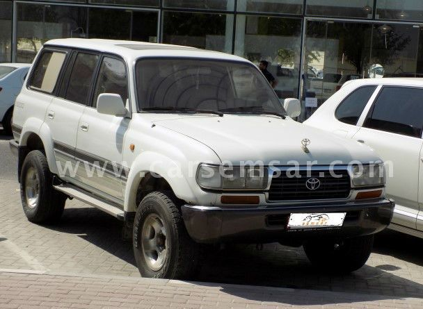 1991 Toyota Land Cruiser VXR