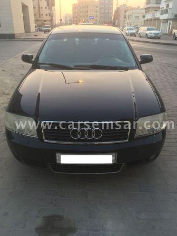 2004 Audi A6 2.4