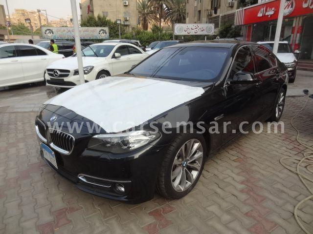 2017 BMW 5-series 528i