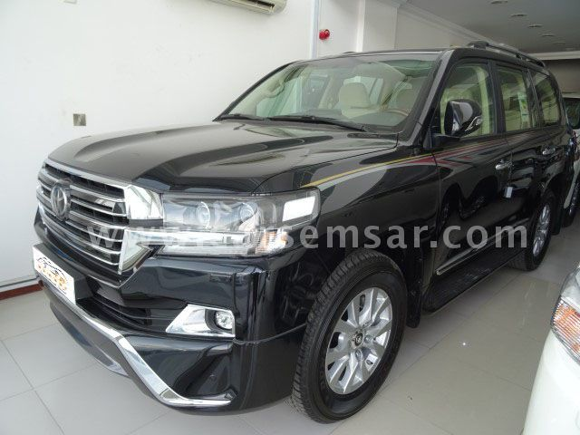 Toyota Suv For Sale >> 2018 Toyota Land Cruiser GXR V8 Black Edition for sale in Qatar - New and used cars for sale in ...