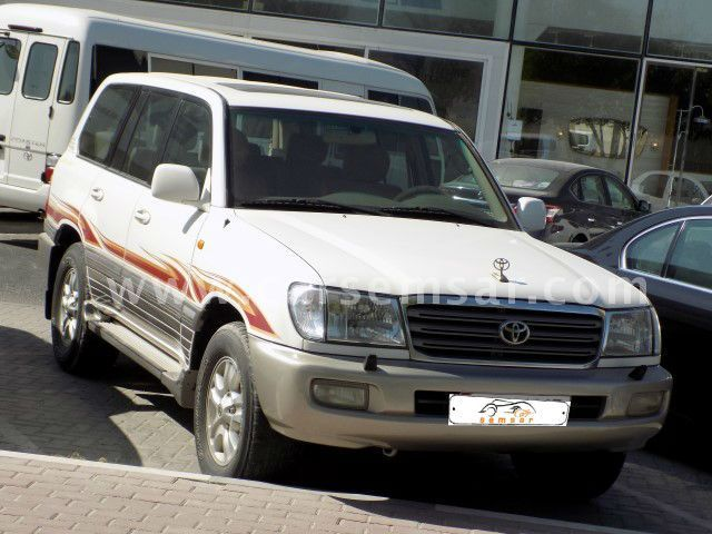 2005 Toyota Land Cruiser GXR