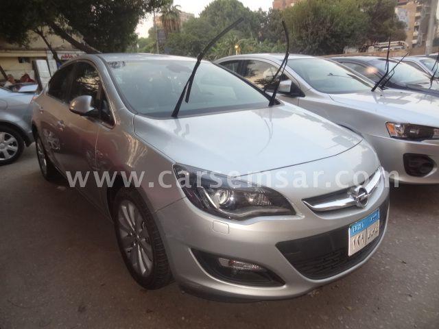 2017 Opel Astra GTC 1.6