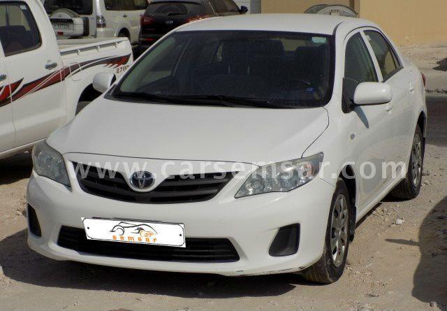 2013 Toyota Corolla XLi 1.6