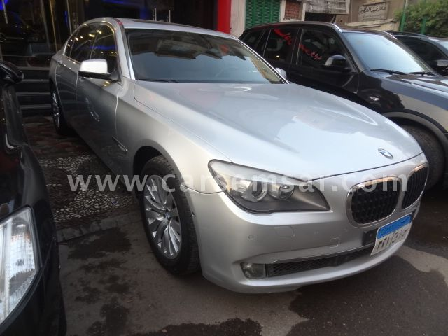 2015 BMW 7-series 750 Li