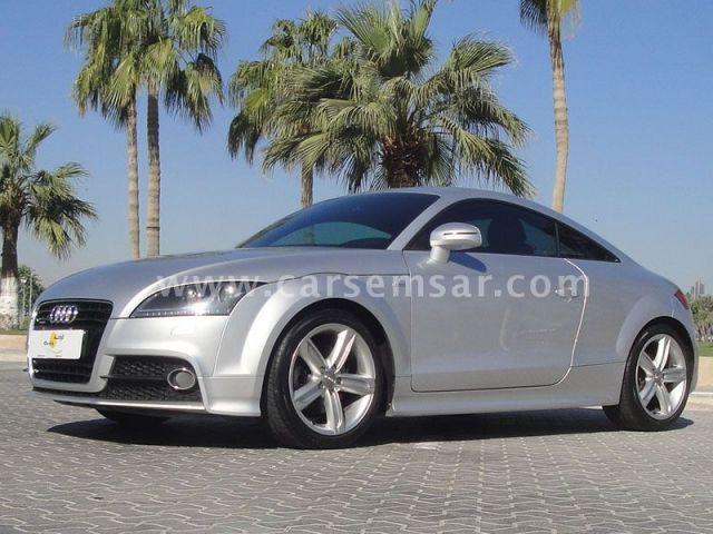 2012 Audi TT 2.0T FSI