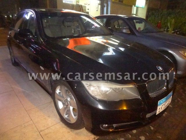 2011 BMW 3-series 316i