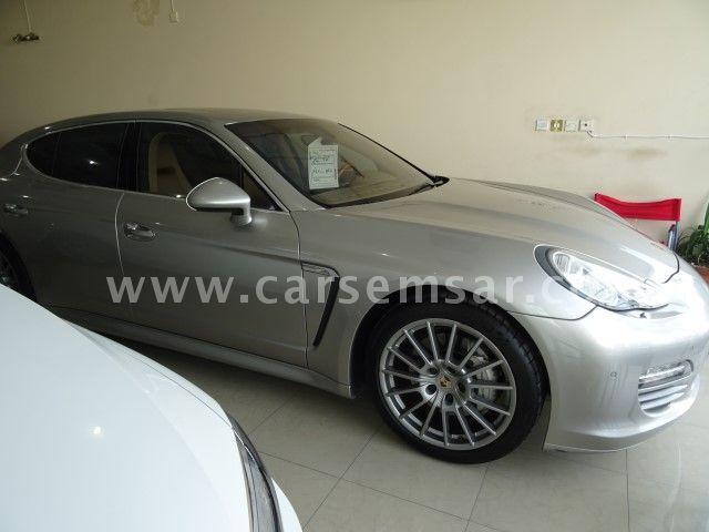 2012 Porsche Panamera 4S