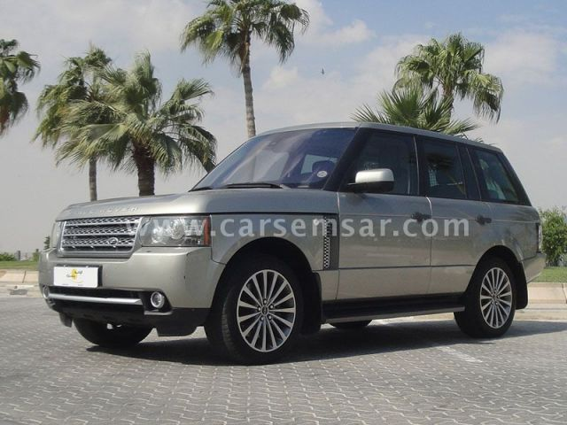 2011 Land Rover Range Rover Vogue Supercharged