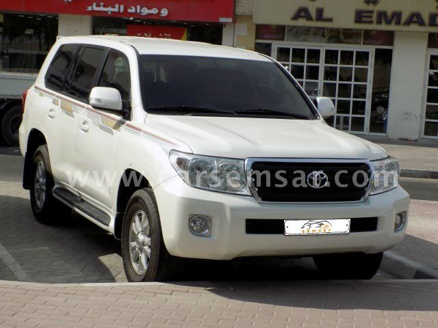 2014 Toyota Land Cruiser G