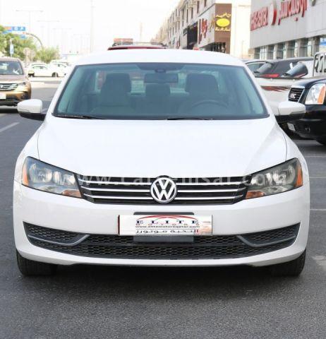 2013 Volkswagen Passat 1.4