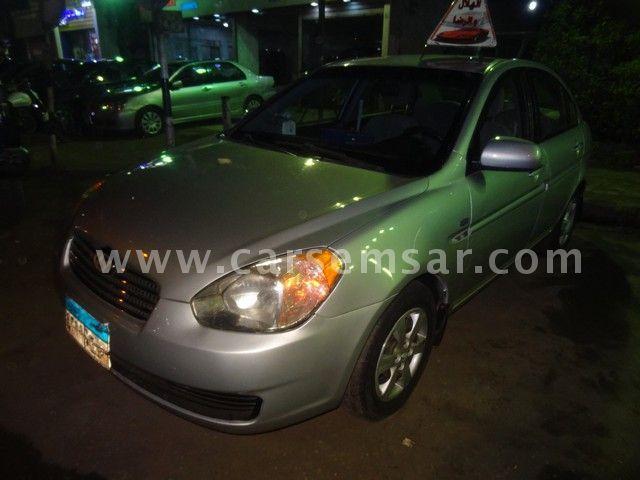 2010 Hyundai Accent 1.3
