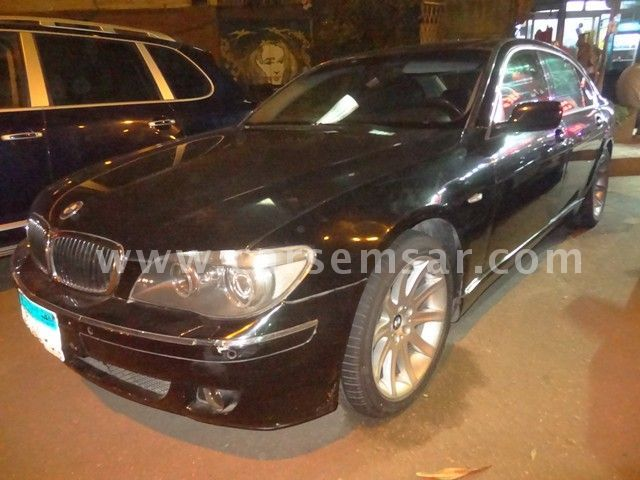2010 BMW 7-series 740 Li
