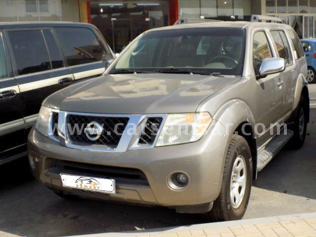 2008 Nissan Pathfinder 4.0