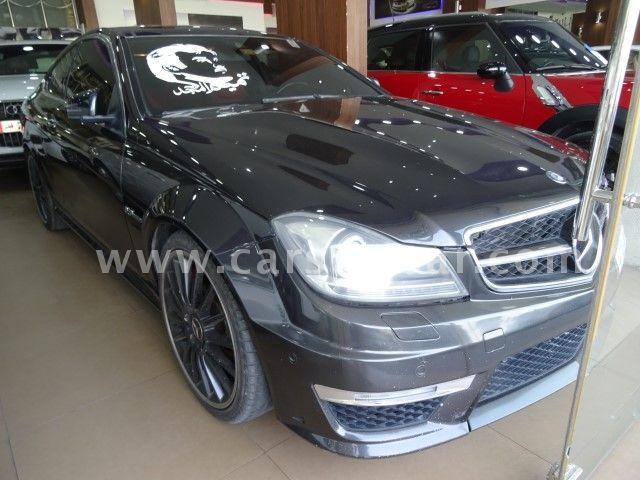 2012 Mercedes-Benz C-Class C 63 S Coupe Edition 1