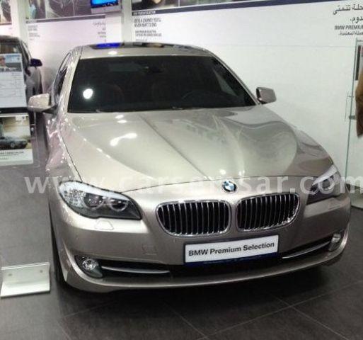 2013 BMW 5-series 520i