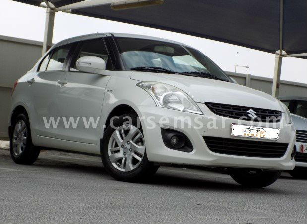 2015 Suzuki Swift Dzire GLX