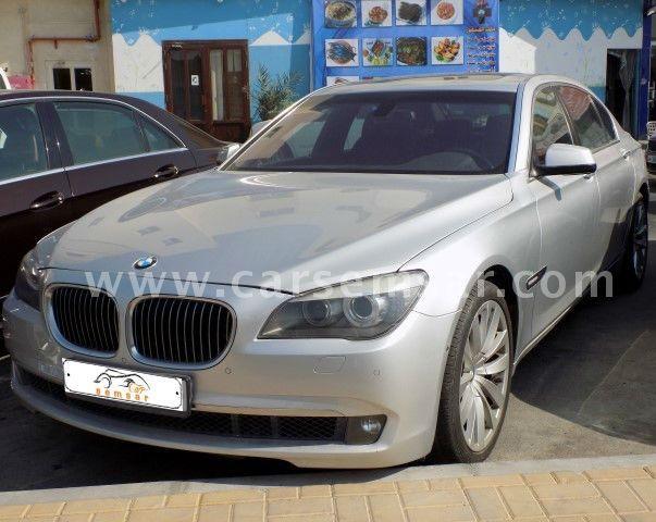 2011 BMW 7-series 740 Li