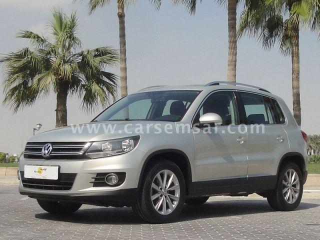 2015 Volkswagen Tiguan 1.4 TSI